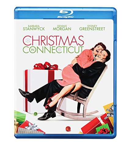 Christmas in Connecticut Blu-ray