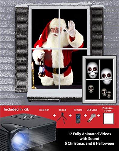 Mr. Christmas Virtual Holiday Projector Kit